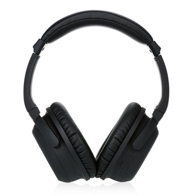 BH519 Noise-canceling Wireless Bluetooth Headphones Over EarOn-ear &amp; Over-ear Headphones<br>BH519 Noise-canceling Wireless Bluetooth Headphones Over Ear<br><br>Application: Portable Media Player, Mobile phone, For iPod<br>Battery Capacity(mAh): 350mAh<br>Battery Types: Li-ion battery<br>Charging Time.: 2 - 3h<br>Compatible with: iPod<br>Connecting interface: 3.5mm, Micro USB<br>Connectivity: Wired and Wireless<br>Function: Bluetooth, Microphone, Noise Cancelling, Song Switching, Voice control<br>Impedance: 32ohms<br>Language: English<br>Material: PU Leather, PC<br>Model: BH519<br>Music Time: 12h<br>Package Contents: 1 x BH59 Headphones, 1 x 3.5mm Audio Connection Cable, 1 x USB Power Cable, 1 x Storage Bag, 1 x English User Manual<br>Package size (L x W x H): 21.30 x 24.40 x 6.30 cm / 8.39 x 9.61 x 2.48 inches<br>Package weight: 0.5390 kg<br>Product size (L x W x H): 16.50 x 8.00 x 19.50 cm / 6.5 x 3.15 x 7.68 inches<br>Product weight: 0.2320 kg<br>Standby time: 200h<br>Talk time: 12h