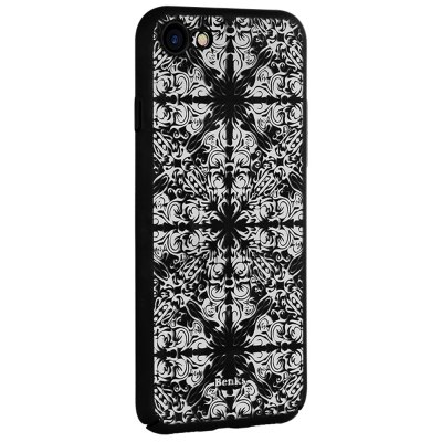 Benks Laser Etching Ultra-thin Protective Phone Case for iPhone 7