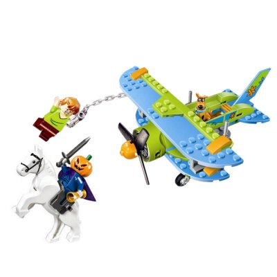 Aircraft Theme Cartoon Figure