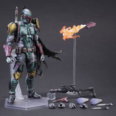 11 inch PVC + ABS Movable Joint Action Figure