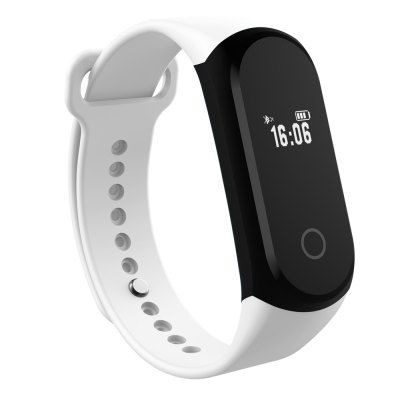 A16 BLE 4.0 Heart Rate Monitor Smart Wristband