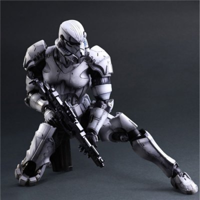 10.6 inch PVC + ABS Movable Joint Action Figure