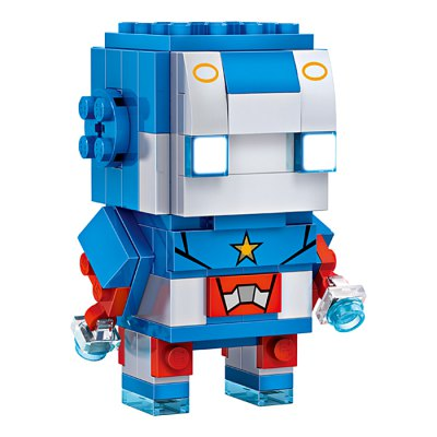 LOZ Figure Style ABS Cartoon Building Brick - 225pcsBlock Toys<br>LOZ Figure Style ABS Cartoon Building Brick - 225pcs<br><br>Brand: LOZ<br>Completeness: Semi-finished Product<br>Gender: Unisex<br>Materials: ABS<br>Package Contents: 225 x Module<br>Package size: 22.00 x 4.50 x 18.50 cm / 8.66 x 1.77 x 7.28 inches<br>Package weight: 0.170 kg<br>Product weight: 0.120 kg<br>Stem From: Europe and America<br>Theme: Movie and TV