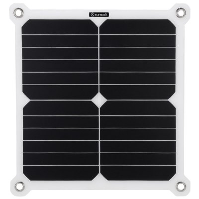SUNWALK 13W Outdoor High-effect Solar Charger Panel