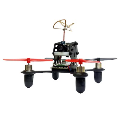 SPC90X 90mm FPV Racing Drone - BNFMulti Rotor Parts<br>SPC90X 90mm FPV Racing Drone - BNF<br><br>Battery (mAh): 3.7V 600mAh<br>Camera Pixels: 720 x 540px ( PAL ); 640 x 480px ( NTSC )<br>Flying Time: 5~6mins<br>Package Contents: 1 x SPC90X Frame Kit, 1 x Battery, 4 x Propeller<br>Package size (L x W x H): 12.00 x 12.00 x 5.00 cm / 4.72 x 4.72 x 1.97 inches<br>Package weight: 0.160 kg<br>Product size (L x W x H): 6.35 x 6.35 x 3.20 cm / 2.5 x 2.5 x 1.26 inches<br>Product weight: 0.055 kg<br>Type: Frame Kit<br>Video Resolution: 600TVL<br>Video Standards: NTSC,PAL
