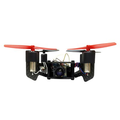 SPC90 90mm FPV Racing Drone - BNFMulti Rotor Parts<br>SPC90 90mm FPV Racing Drone - BNF<br><br>Battery (mAh): 3.7V 500mAh 25C<br>Camera Pixels: 720 x 540px ( PAL ); 640 x 480px ( NTSC )<br>Flying Time: 5~6mins<br>Package Contents: 1 x SPC90 Frame Kit, 1 x Battery, 4 x Propeller<br>Package size (L x W x H): 12.00 x 12.00 x 5.00 cm / 4.72 x 4.72 x 1.97 inches<br>Package weight: 0.160 kg<br>Product size (L x W x H): 6.35 x 6.35 x 3.20 cm / 2.5 x 2.5 x 1.26 inches<br>Product weight: 0.055 kg<br>Type: Frame Kit<br>Video Resolution: 600TVL<br>Video Standards: NTSC,PAL