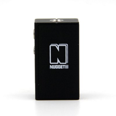 Original Artery Nugget V 2.0 Box Mod with 5 - 50W for E CigaretteVV/VW Mods<br>Original Artery Nugget V 2.0 Box Mod with 5 - 50W for E Cigarette<br><br>Accessories type: MOD<br>APV Mod Wattage: 50W<br>APV Mod Wattage Range: 31-50W<br>Battery Capacity: 1500mAh<br>Brand: Artery<br>Material: Zinc Alloy<br>Model: Nugget V 2.0<br>Package Contents: 1 x Artery Nugget V2.0 50W Box Mod, 1 x Micro USB Cable, 1 x English User Manual<br>Package size (L x W x H): 8.60 x 5.60 x 3.50 cm / 3.39 x 2.2 x 1.38 inches<br>Package weight: 0.3800 kg<br>Product size (L x W x H): 6.00 x 3.40 x 2.30 cm / 2.36 x 1.34 x 0.91 inches<br>Temperature Control Range: 200 - 600 Deg.F / 100 - 300 Deg.C<br>Type: Electronic Cigarettes Accessories