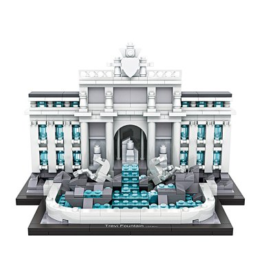 LOZ Architecture ABS Cartoon Building Brick - 677pcsBlock Toys<br>LOZ Architecture ABS Cartoon Building Brick - 677pcs<br><br>Brand: LOZ<br>Completeness: Semi-finished Product<br>Gender: Unisex<br>Materials: ABS<br>Package Contents: 677 x Module<br>Package size: 34.00 x 24.00 x 5.00 cm / 13.39 x 9.45 x 1.97 inches<br>Package weight: 0.500 kg<br>Product size: 15.60 x 10.00 x 10.70 cm / 6.14 x 3.94 x 4.21 inches<br>Product weight: 0.370 kg<br>Stem From: Europe and America<br>Suitable Age: Kid<br>Theme: Buildings<br>Type: Building