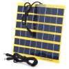 cheap SUNWALK 5W 12V Polycrystalline Silicon Solar Charger Panel