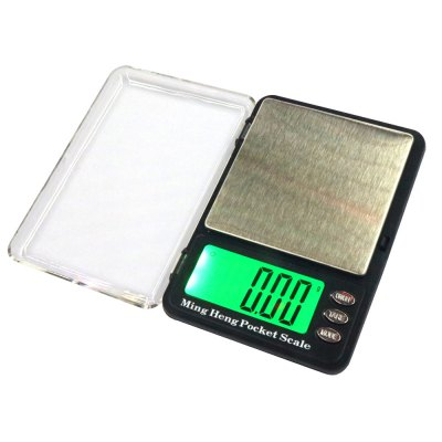 MH - 399 300g 2.2 inch LCD Digital Scale