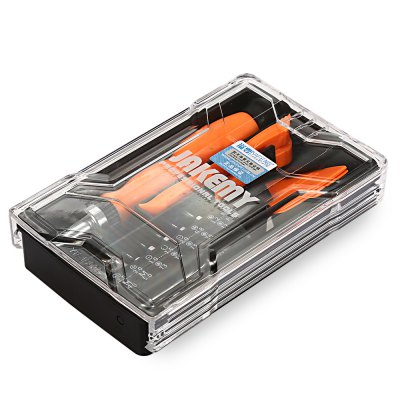 JAKEMY JM - 8157 20 in 1 Rachet Screwdriver Kit