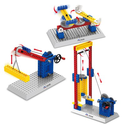 Building Block Toy - 68pcs / set