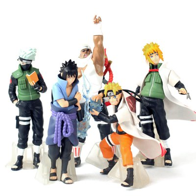 Animation Action Figure PVC + ABS Model