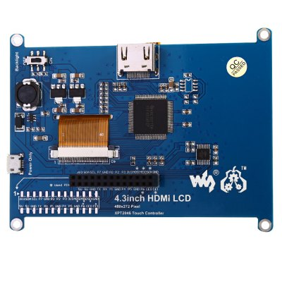 Waveshare 4.3 inch HDMI LCD Display Module