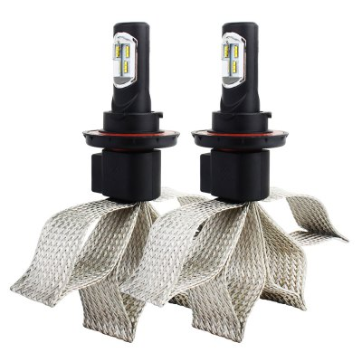 MZ H4 2PCS Car Lamp