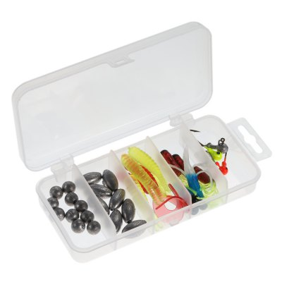 37pcs Fishing Tackle