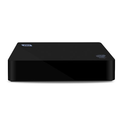Z83II Mini PC Windows 10 64bitTV Box &amp; Mini PC<br>Z83II Mini PC Windows 10 64bit<br><br>Model: Z83II<br>Type: Mini PC<br>GPU: Intel HD Graphics 400<br>System: Windows 10<br>CPU: Intel Atom X5-Z8350<br>Core: Quad Core<br>RAM: 2G<br>RAM Type: DDR3L<br>ROM: 32G<br>Maximum External Hard Drives Capacity: 128GB<br>Color: Black<br>Decoder Format: H.263,H.264,H.265,HD MPEG4<br>Video format: 4K,4K x 2K,AVI,DAT,ISO,MKV,MP4,MPEG,MPEG1,MPEG2,MPEG4,RM,WMV<br>Audio format: AAC,APE,FLAC,MP3,OGG,RM,WMA<br>Photo Format: GIF,JPEG,JPG,PNG<br>Support 5.1 Surround Sound Output: No<br>5G WiFi: Yes<br>WIFI: 802.11 a/b/g/n/ac<br>Bluetooth: Bluetooth4.0<br>Power Supply: Charge Adapter<br>Interface: 3.5mm Audio,DC Power Port,HDMI,RJ45,SD Card Slot,USB2.0,USB3.0<br>Antenna: No<br>Camera: Without<br>Language: English,Germany,Italian,Simplified Chinese,Spanish<br>DVD Support: No<br>HDMI Version: 1.4<br>Other Functions: Others<br>External Subtitle Supported: No<br>HDMI Function: CEC<br>Power Comsumption: Standby power is 0.5W, nomal power is 12W<br>RJ45 Port Speed: 1000Mbps<br>System Bit: 64Bit<br>WiFi Chip: AP6234<br>KODI Pre-installed: No<br>KODI Version: No<br>Power Type: External Power Adapter Mode<br>Power Input Vol: 5V<br>Remote Controller Battery: No<br>Product weight: 0.450 kg<br>Package weight: 0.560 kg<br>Product size (L x W x H): 11.95 x 11.95 x 2.40 cm / 4.7 x 4.7 x 0.94 inches<br>Package size (L x W x H): 13.00 x 13.00 x 8.65 cm / 5.12 x 5.12 x 3.41 inches<br>Package Contents: 1 x Z83II Mini PC, 1 x Power Adapter, 1 x HDMI Cable, 1 x Bracket, 4 x Screw, 1 x English User Manual