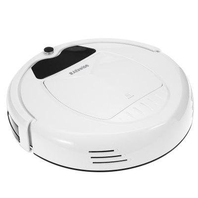 Alfawise B3000 Smart Robotic Vacuum CleanerRobot Vacuum<br>Alfawise B3000 Smart Robotic Vacuum Cleaner<br><br>Accessories Types: Filter,Invisible Wall,Remote Controller,Side Brush,Water Tank<br>Battery Capacity: 2000mAh<br>Battery Type: Ni-MH<br>Battery Voltage: 14.4V<br>Brand: Alfawise<br>Charging Time: 200 - 300min<br>Color: White<br>Dust Box Capacity: 300ml<br>Function: Sweep, Mopping, Suction<br>Noise (dB): 55dB<br>Package Contents: 1 x Vacuum Cleaner, 1 x Charging Base, 1 x Invisible Wall, 1 x Remote Controller, 1 x Adapter, 1 x Filter, 1 x Water Tank, 2 x Side Brush, 1 x Chinese User Manual<br>Package size (L x W x H): 45.30 x 41.50 x 15.70 cm / 17.83 x 16.34 x 6.18 inches<br>Package weight: 4.7500 kg<br>Product size (L x W x H): 34.00 x 34.00 x 9.00 cm / 13.39 x 13.39 x 3.54 inches<br>Product weight: 2.9850 kg<br>Remote Control: Yes<br>Self Recharging: Yes<br>Suction (pa): 1000<br>Virtual Wall: Yes<br>Working Time: 90min