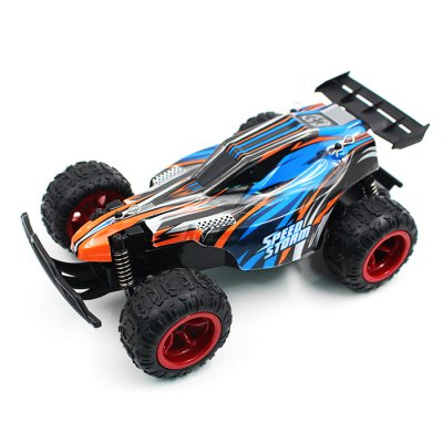 PXtoys 9600 1:22 2WD RC Off-road Truck - RTRRC Cars<br>PXtoys 9600 1:22 2WD RC Off-road Truck - RTR<br><br>Brand: PXtoys<br>Car Power:: 3.6V 700mAh NiCd ( built-in )<br>Channel: 4-Channels<br>Control Distance: More than 25m<br>Drive Type: 2 WD<br>Features: Radio Control<br>Functions: Brake, Forward/backward, Turn left/right<br>Material: Electronic Components, ABS<br>Motor Type: Brushed Motor<br>Package Contents: 1 x RC Truck, 1 x Transmitter, 1 x USB Charging Cable, 1 x English Manual<br>Package size (L x W x H): 23.00 x 18.00 x 18.00 cm / 9.06 x 7.09 x 7.09 inches<br>Package weight: 0.6500 kg<br>Product size (L x W x H): 21.00 x 13.00 x 7.50 cm / 8.27 x 5.12 x 2.95 inches<br>Product weight: 0.4800 kg<br>Racing Time: About 30mins<br>Remote Control: 2.4GHz Wireless Remote Control<br>Transmitter Power: 2 x 1.5V AA battery (not included)<br>Type: Off-Road Car