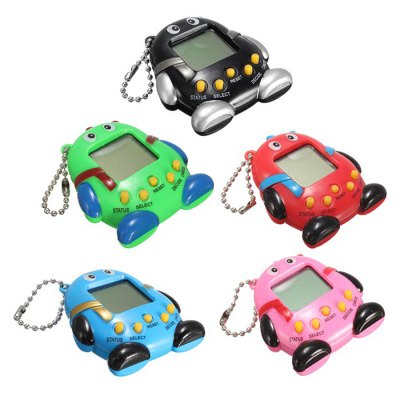 Key Chain Design Nostalgic 49 in 1 Electronic Pet Toy - 1pcClassic Toys<br>Key Chain Design Nostalgic 49 in 1 Electronic Pet Toy - 1pc<br><br>Appliable Crowd: Unisex<br>Materials: Electronic Components, Other, Plastic<br>Nature: Chain<br>Package Contents: 1 x Key Chain<br>Package size: 10.00 x 8.00 x 4.00 cm / 3.94 x 3.15 x 1.57 inches<br>Package weight: 0.0300 kg<br>Product size: 6.00 x 1.80 x 5.10 cm / 2.36 x 0.71 x 2.01 inches<br>Product weight: 0.0200 kg<br>Specification: Other