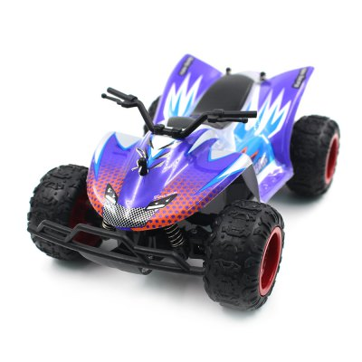 PXtoys 9602 1:22 2WD RC Off-road Truck - RTRRC Cars<br>PXtoys 9602 1:22 2WD RC Off-road Truck - RTR<br><br>Brand: PXtoys<br>Car Power: Built-in rechargeable battery<br>Car Power:: 3.6V 700mAh NiCd<br>Channel: 4-Channels<br>Control Distance: More than 25m<br>Drive Type: 2 WD<br>Features: Radio Control<br>Functions: Brake, Forward/backward, Turn left/right<br>Material: Electronic Components, ABS<br>Motor Type: Brushed Motor<br>Package Contents: 1 x RC Truck, 1 x Transmitter, 1 x USB Charging Cable, 1 x English Manual<br>Package size (L x W x H): 23.00 x 18.00 x 18.00 cm / 9.06 x 7.09 x 7.09 inches<br>Package weight: 0.650 kg<br>Product size (L x W x H): 21.00 x 13.00 x 7.50 cm / 8.27 x 5.12 x 2.95 inches<br>Product weight: 0.480 kg<br>Proportion: 1:22<br>Racing Time: About 30mins<br>Remote Control: 2.4GHz Wireless Remote Control<br>Transmitter Power: 2 x 1.5V AA battery (not included)<br>Type: Motorcycle
