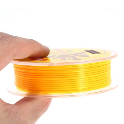 150m Wear-resistant Nylon No.3.0 Fishing Line WireFishing Lines<br>150m Wear-resistant Nylon No.3.0 Fishing Line Wire<br><br>Breaking Strength (kg): 8.16<br>Length (m): 150<br>Line Diameter (mm): 0.280<br>Material: Nylon<br>Package Contents: 1 x Fishing Line<br>Package size (L x W x H): 12.00 x 9.50 x 3.00 cm / 4.72 x 3.74 x 1.18 inches<br>Package weight: 0.090 kg<br>Product size (L x W x H): 9.00 x 9.00 x 2.50 cm / 3.54 x 3.54 x 0.98 inches<br>Product weight: 0.042 kg