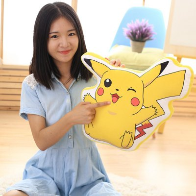 15.7 inch Anime Figure Shape Character Plush Gift