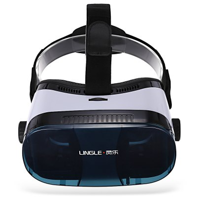 LINGLE L1PLUS VR 3D Glasses for 4.0 - 6.0 inch Phones
