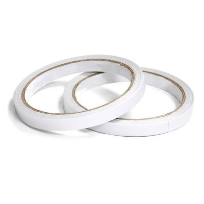 Deli 30400 10PCS Double-sided Paper Adhesive TapeTapes<br>Deli 30400 10PCS Double-sided Paper Adhesive Tape<br><br>Brand: Deli<br>Package weight: 0.500 kg<br>Package size (L x W x H): 10.30 x 8.00 x 28.90 cm / 4.06 x 3.15 x 11.38 inches<br>Package Contents: 10 x Deli 30400 Double-sided Paper Adhesive Tape