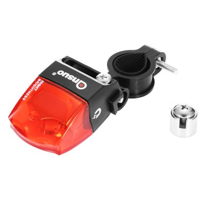 Ansuo AZ - 200 No-battery Magneto-electric Bike Taillight