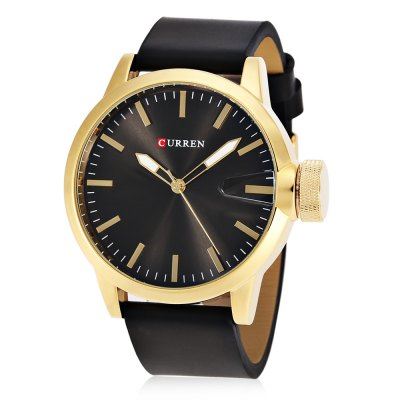 CURREN 8208 Casual Men Quartz Watch