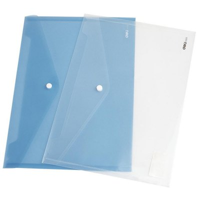 Deli 5505 10PCS A4 Clear File BagDesk Organizers<br>Deli 5505 10PCS A4 Clear File Bag<br><br>Brand: Deli<br>Product weight: 0.300 kg<br>Package weight: 0.370 kg<br>Product size (L x W x H): 33.50 x 23.31 x 1.00 cm / 13.19 x 9.18 x 0.39 inches<br>Package size (L x W x H): 34.50 x 24.31 x 4.00 cm / 13.58 x 9.57 x 1.57 inches<br>Package Contents: 10 x Deli 5505 File Pocket