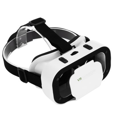 VR SHINECON G05A 3D Glasses for 4.7 - 5.5 inch PhonesVR Headset<br>VR SHINECON G05A 3D Glasses for 4.7 - 5.5 inch Phones<br><br>Brand: VR Shinecon<br>Focus Adjustment: Yes<br>FOV: 80 degree<br>FOV Range: 80 - 90 degree<br>Games support: No<br>Interface: No<br>IPD (Interpupillary distance): 55 - 65mm<br>IPD Adjustment: Yes<br>Model: G05A<br>Package Contents: 1 x VR SHINECON G05A 3D Glasses, 1 x Headband, 1 x Clean Cloth, 1 x English User Manual<br>Package size (L x W x H): 16.50 x 11.00 x 9.00 cm / 6.5 x 4.33 x 3.54 inches<br>Package weight: 0.212 kg<br>Product size (L x W x H): 16.00 x 10.10 x 8.80 cm / 6.3 x 3.98 x 3.46 inches<br>Product weight: 0.156 kg<br>Refraction Compensation (Degrees): 0 - 600 myopia<br>Smartphone Compatibility: 4.7 - 5.5 inch<br>Space for Glasses: No<br>VR Glasses Type: VR Glasses