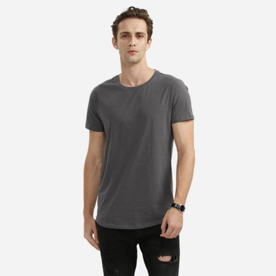 ZANSTYLE Crew Neck T-shirt for Men