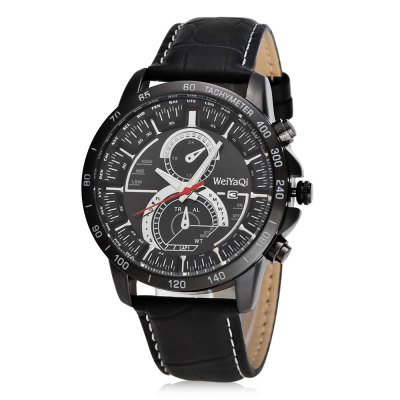 WeiYaQi 89030 Fashion Men Quartz Watch