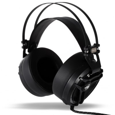 Game Headphones with LED Light