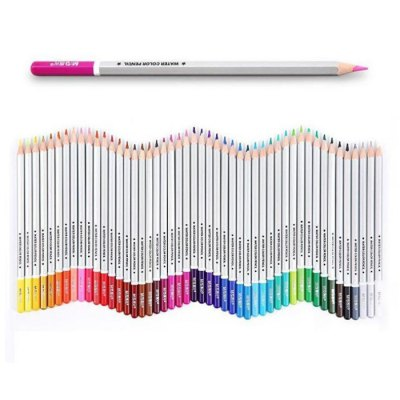 MG ChenGuang 36PCS Water Color PencilPainting Supplies<br>MG ChenGuang 36PCS Water Color Pencil<br><br>Brand: MG ChenGuang<br>Available color: Multi-color<br>Material: Wood<br>Product weight: 0.324 kg<br>Package weight: 0.500 kg<br>Product size (L x W x H): 17.50 x 0.60 x 0.60 cm / 6.89 x 0.24 x 0.24 inches<br>Package size (L x W x H): 30.50 x 18.60 x 1.90 cm / 12.01 x 7.32 x 0.75 inches<br>Package Contents: 36 x MG ChenGuang Water Color Pencil, 1 x Brush Pen