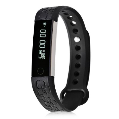 M1 Real-time Heart Rate Monitor Smart WristbandSmart Watches<br>M1 Real-time Heart Rate Monitor Smart Wristband<br><br>Bluetooth version: Bluetooth 4.0<br>Waterproof: Yes<br>IP rating: IP56<br>Bluetooth calling: Phone call reminder<br>Messaging: Message reminder<br>Health tracker: Heart rate monitor,Pedometer,Sedentary reminder,Sleep monitor<br>Remote control function: Remote Camera<br>Notification: Yes<br>Notification type: Facebook,Twitter,Wechat<br>Anti-lost: Yes<br>Find phone: Yes<br>Groups of alarm: 3<br>Alert type: Vibration<br>Other Function: Alarm<br>Screen: OLED<br>Operating mode: Touch Screen<br>Type of battery: Li-polymer Battery<br>Battery Capacty: 40mAh<br>Charging time: About 60mins<br>Standby time: about one month<br>People: Female table,Male table<br>Shape of the dial: Rectangle<br>Case material: Aluminium Alloy<br>Band material: TPU<br>Compatible OS: Android,IOS<br>Compatability: Android 4.4, iOS 7.0 and above systems<br>Dial size: 3.8 x 1.2 x 1.1 cm / 1.50 x 0.47 x 0.43 inches<br>Band size: 26 x 1.5 cm / 10.24 x 0.59 inches<br>Product size (L x W x H): 26.00 x 1.50 x 1.10 cm / 10.24 x 0.59 x 0.43 inches<br>Package size (L x W x H): 16.80 x 8.40 x 3.00 cm / 6.61 x 3.31 x 1.18 inches<br>Product weight: 0.026 kg<br>Package weight: 0.087 kg<br>Package Contents: 1 x M1 Smart Wristband, 1 x Chinese and English User Manual, 1 x Charging Cable