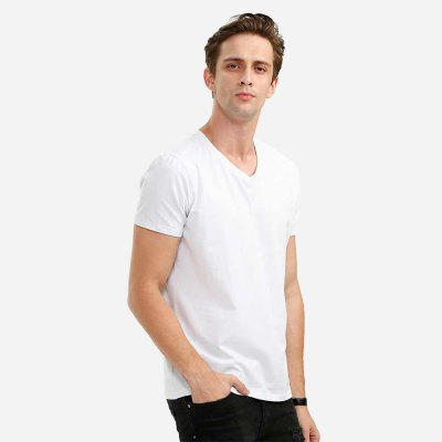 ZANSTYLE Men T Shirt