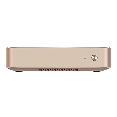 VOYO V1 Mini PC Intel Pentium N4200Mini PC<br>VOYO V1 Mini PC Intel Pentium N4200<br><br>5G WiFi: No<br>Audio format: AAC<br>Bluetooth: Unsupport<br>Brand: Voyo<br>Color: Golden,Rose Gold,Royal Blue<br>Core: Quad Core<br>CPU: Intel Pentium N4200<br>Decoder Format: H.264, H.263<br>DVD Support: Yes<br>External Subtitle Supported: Yes<br>GPU: Intel HD Graphic<br>HDMI Version: 1.4<br>Interface: 3.5mm Audio, DC Power Port, Mini HDMI Female, RJ45, TF card, USB3.0<br>Language: Multi-language<br>Maximum External Hard Drives Capacity: 512GB<br>Model: V1<br>Other Functions: 3D Games, PAL, 3D Video, ISO Files<br>Package Contents: 1 x VOYO V1 Mini PC, 1 x HDMI Cable, 1 x Power Adapter, 1 x English Manual<br>Package size (L x W x H): 15.00 x 15.00 x 3.80 cm / 5.91 x 5.91 x 1.5 inches<br>Package weight: 0.7150 kg<br>Power Comsumption: 12W<br>Power Supply: Charge Adapter<br>Power Type: External Power Adapter Mode<br>Product size (L x W x H): 12.00 x 12.00 x 2.80 cm / 4.72 x 4.72 x 1.1 inches<br>Product weight: 0.4000 kg<br>RAM: 4G RAM<br>RAM Type: DDR3L<br>Remote Controller Battery: AAA<br>RJ45 Port Speed: 1000M<br>ROM: 32G ROM<br>SSD: 120GB<br>Support 5.1 Surround Sound Output: Yes<br>System: Windows 10.1<br>System Bit: 64Bit<br>Type: Mini PC<br>Video format: 4K, 4K x 2K<br>WiFi Chip: Yes