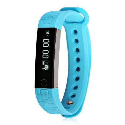 M1 Real-time Heart Rate Monitor Smart WristbandSmart Watches<br>M1 Real-time Heart Rate Monitor Smart Wristband<br><br>Alert type: Vibration<br>Anti-lost: Yes<br>Band material: TPU<br>Band size: 26 x 1.5 cm / 10.24 x 0.59 inches<br>Battery  Capacity: 40mAh<br>Bluetooth calling: Phone call reminder<br>Bluetooth Version: Bluetooth 4.0<br>Case material: Aluminium Alloy<br>Charging Time: About 60mins<br>Compatability: iOS 7.0 and above systems, Android 4.4<br>Compatible OS: Android, IOS<br>Dial size: 3.8 x 1.2 x 1.1 cm / 1.50 x 0.47 x 0.43 inches<br>Find phone: Yes<br>Groups of alarm: 3<br>Health tracker: Heart rate monitor,Pedometer,Sedentary reminder,Sleep monitor<br>IP rating: IP56<br>Messaging: Message reminder<br>Notification: Yes<br>Notification type: Twitter, Wechat, Facebook<br>Operating mode: Touch Screen<br>Other Function: Alarm<br>Package Contents: 1 x M1 Smart Wristband, 1 x Chinese and English User Manual, 1 x Charging Cable<br>Package size (L x W x H): 16.80 x 8.40 x 3.00 cm / 6.61 x 3.31 x 1.18 inches<br>Package weight: 0.087 kg<br>People: Female table,Male table<br>Product size (L x W x H): 26.00 x 1.50 x 1.10 cm / 10.24 x 0.59 x 0.43 inches<br>Product weight: 0.026 kg<br>Remote control function: Remote Camera<br>Screen: OLED<br>Shape of the dial: Rectangle<br>Standby time: about one month<br>Type of battery: Li-polymer Battery<br>Waterproof: Yes