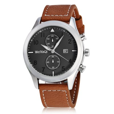 WeiYaQi 89018 Casual Men Quartz Watch