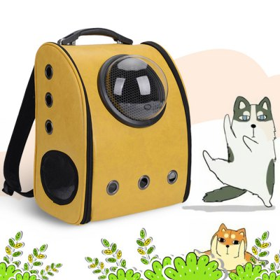 Pet Bag Carrier Space Capsule Bubble BackpackDog Carriers<br>Pet Bag Carrier Space Capsule Bubble Backpack<br><br>For: Cats, Dogs<br>Package Contents: 1 x Backpack<br>Package size (L x W x H): 70.00 x 46.00 x 10.00 cm / 27.56 x 18.11 x 3.94 inches<br>Package weight: 1.8500 kg<br>Product size (L x W x H): 37.00 x 18.00 x 32.00 cm / 14.57 x 7.09 x 12.6 inches<br>Product weight: 1.5000 kg