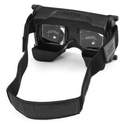 ANTVR Jitao VR 3D GlassesVR Headset<br>ANTVR Jitao VR 3D Glasses<br><br>Brand: ANTVR<br>Model: Jitao<br>VR Glasses Type: VR Glasses<br>Features: Lightweight<br>Smartphone Compatibility: 4.5 - 6.0 inch<br>Interface: No<br>FOV Range: 90 - 110 degree<br>FOV: 100 Degree<br>IPD Adjustment: Yes<br>IPD (Interpupillary distance): 57 - 66mm<br>Focus Adjustment: No<br>Space for Glasses: Yes<br>Games support: No<br>Product weight: 0.160 kg<br>Package weight: 0.211 kg<br>Product size (L x W x H): 14.00 x 8.50 x 4.00 cm / 5.51 x 3.35 x 1.57 inches<br>Package size (L x W x H): 15.50 x 10.00 x 5.50 cm / 6.1 x 3.94 x 2.17 inches<br>Package Contents: 1 x ANTVR Jitao VR 3D Glasses, 1 x Headband