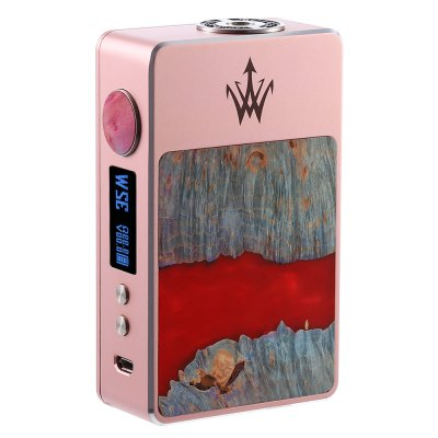 Original Woody Vapes X200 TC Box Mod with 7 - 200W