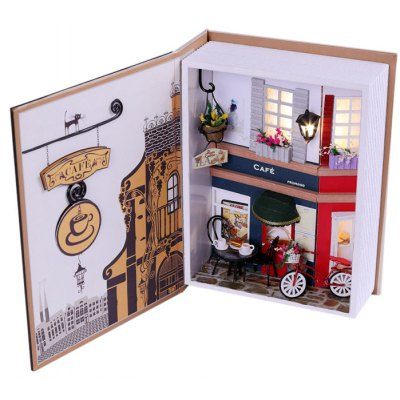 Room Design Miniature Art DIY Handicraft Toy