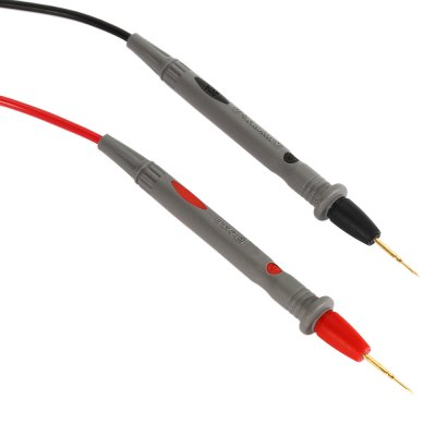 ELECALL Multimeter Lead ProbeMultimeters &amp; Fitting<br>ELECALL Multimeter Lead Probe<br><br>Brand: ELECALL, ELECALL<br>Package Contents: 1 x ELECALL Multimeter Lead Probe, 1 x ELECALL Multimeter Lead Probe<br>Package size (L x W x H): 20.00 x 7.00 x 3.00 cm / 7.87 x 2.76 x 1.18 inches, 20.00 x 7.00 x 3.00 cm / 7.87 x 2.76 x 1.18 inches<br>Package weight: 0.120 kg, 0.120 kg<br>Product size (L x W x H): 15.50 x 1.70 x 1.70 cm / 6.1 x 0.67 x 0.67 inches, 15.50 x 1.70 x 1.70 cm / 6.1 x 0.67 x 0.67 inches<br>Product weight: 0.081 kg, 0.081 kg<br>Type: SMD Test Probe, SMD Test Probe