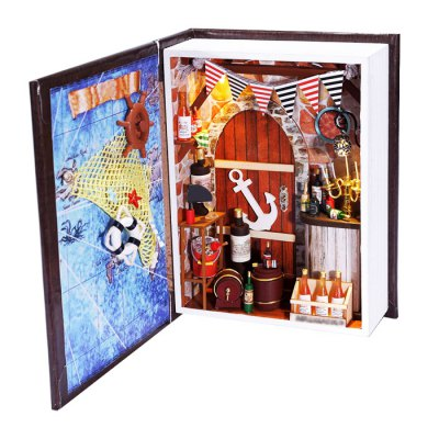Room Design Miniature DIY Art Handicraft ToyOther Educational Toys<br>Room Design Miniature DIY Art Handicraft Toy<br><br>Materials: Other,Paper,Plastic<br>Theme: Other<br>Gender: Unisex<br>Completeness: Semi-finished Product<br>Stem From: Other<br>Product weight: 0.350 kg<br>Package weight: 0.400 kg<br>Product size: 20.00 x 15.00 x 6.00 cm / 7.87 x 5.91 x 2.36 inches<br>Package size: 21.50 x 16.50 x 7.00 cm / 8.46 x 6.5 x 2.76 inches<br>Package Contents: 1 x Diary Kit, 1 x Operation Instruction
