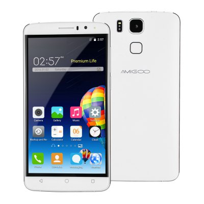 AMIGOO X10 Android 5.1 6.0 inch 3G Phablet