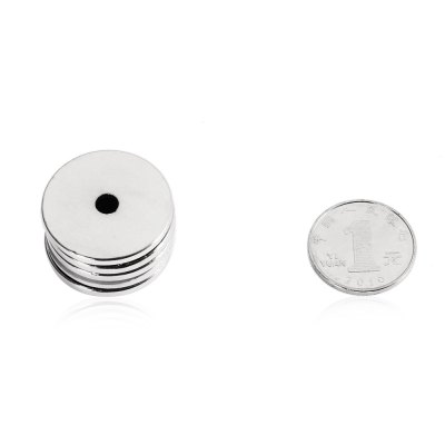 30 x 3mm N38 Powerful NdFeB Round Magnet